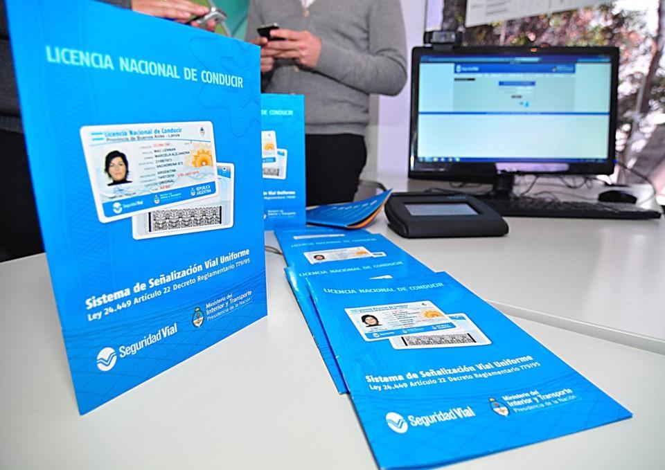 Satisfactoria evaluación nacional sobre la emisión de licencias de conducir en La Banda