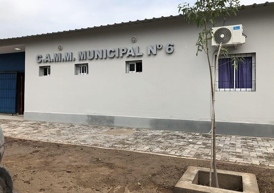 El Camm del barrio El Rincón se convertirá en un Centro Fijo de Hisopados*