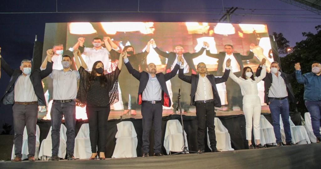Mirolo y Giménez será la fórmula del Frente Renovador y Progresista para gobernar Santiago del Estero