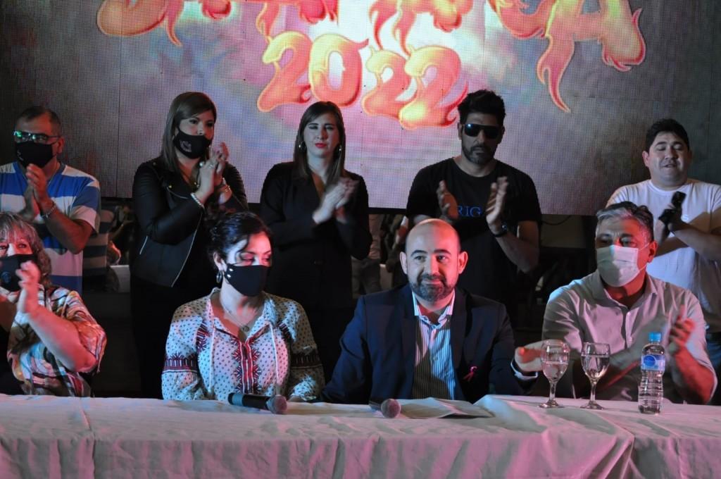 Pablo Mirolo anunció el regreso del Festival Nacional de La Salamanca en su edición XXX