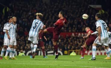 Argentina perdió con Portugal en el cierre de la gira por Inglaterra