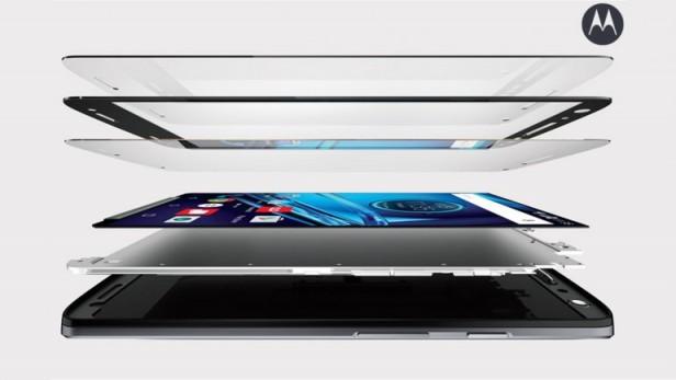 Moto X Force, el celular de pantalla irrompible