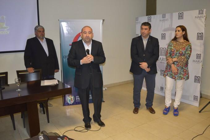 Se desarrollo con éxito la primera charla informativa para comercios locales