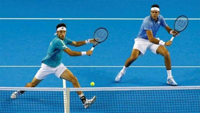 Argentina va por un punto clave en el dobles ante Croacia