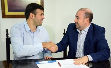 La Banda será el primer municipio en integrar la Red de Desarrollo Local de la Nación