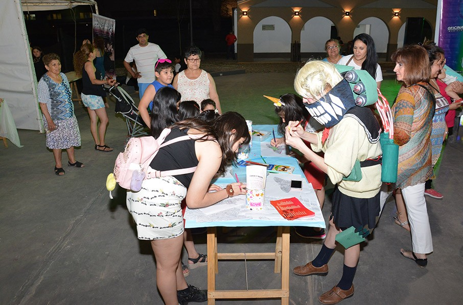 Se abre un espacio para el arte creativo infantil en el Atelier Cultural
