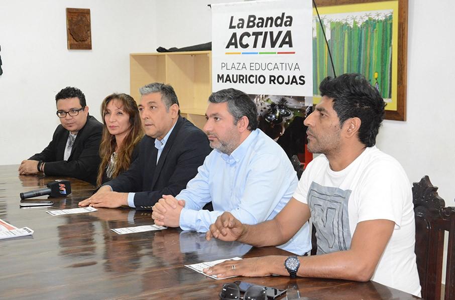 """El municipio acompaña a intérpretes santiagueños en el evento solidario """"Haciendo Caminos"""""""