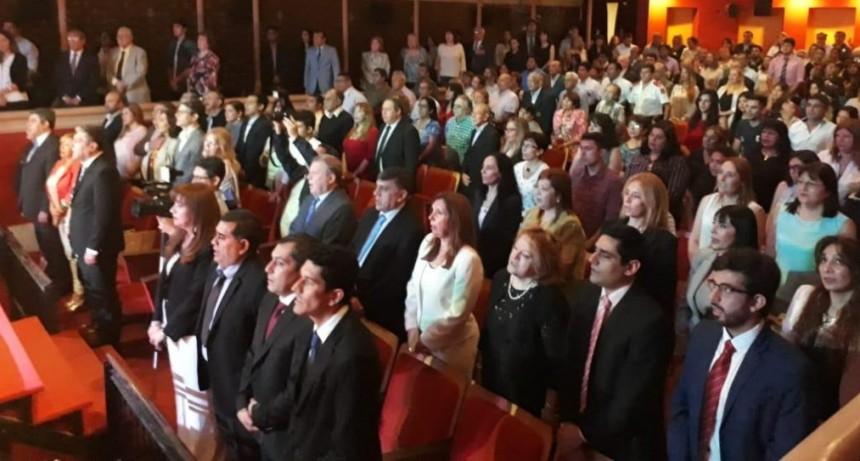 Asumieron concejales y nuevas autoridades del Concejo Deliberante de La Banda