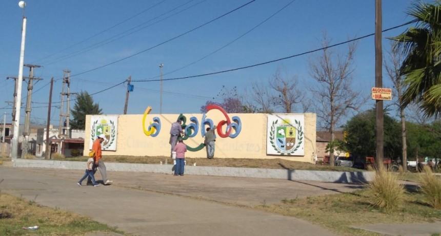 La comuna sigue adelante con su plan de embelleciendo de espacios públicos