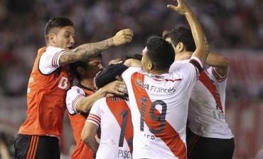 River busca pegar primero en la final ante Atlético Nacional