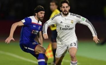 Real Madrid goleó al Cruz Azul y es finalista del Mundial de Clubes
