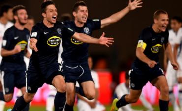 Formica malogró su penal y el Cruz Azul perdió ante un Auckland que hizo historia quedándose con el tercer puesto