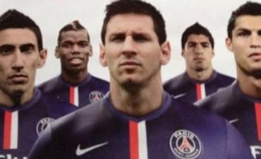 En el PSG ya piensan en un sustituto para Ibrahimovic: ¿Messi, Di María o Cristiano Ronaldo?
