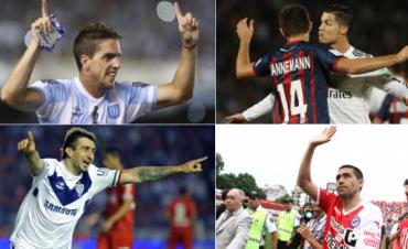 Mercado de pases 2015 del fútbol argentino: más pérdidas de peso que llegadas en una apertura de 'libro' que apunta muy alto