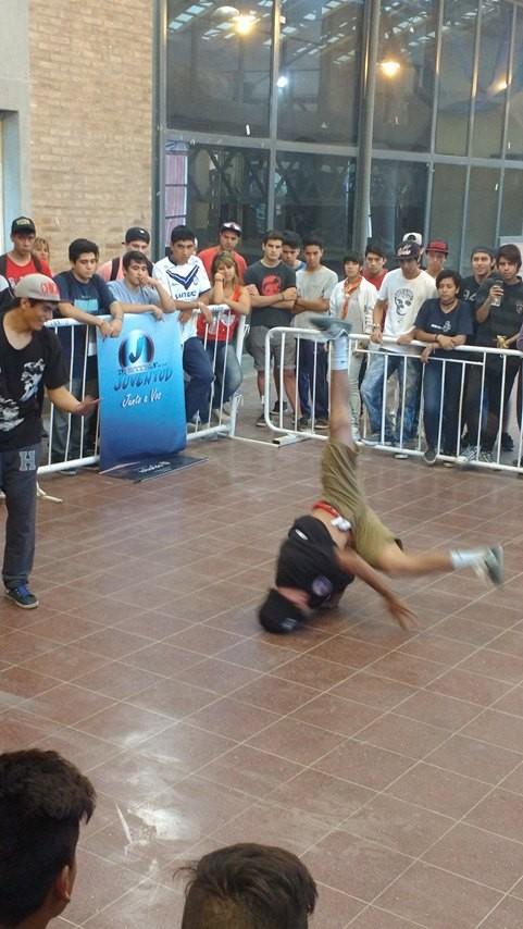 Se realizó con éxito el Festival Regional de Hip Hop auspiciado por la Comuna