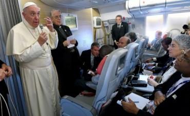 El papa Francisco advierte que el mundo está