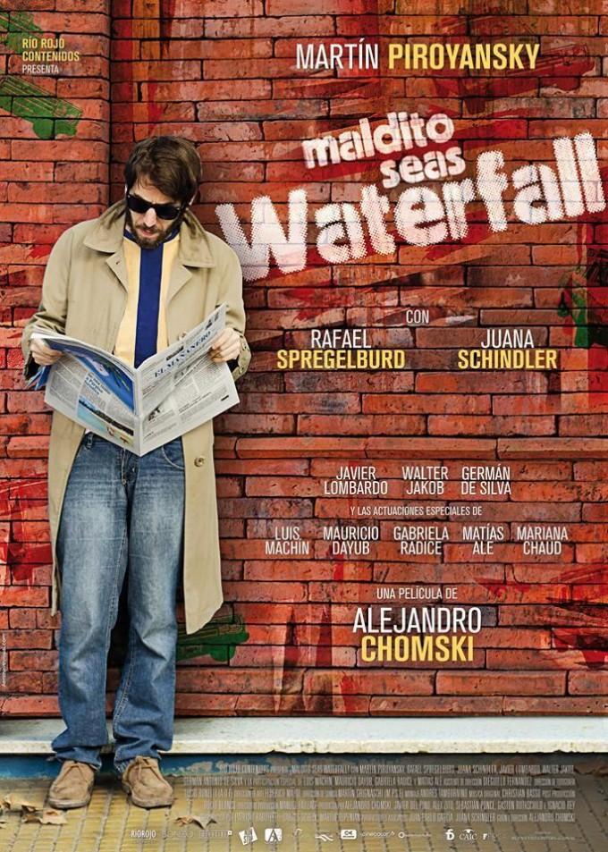 """El género comedia se hace presente en el Cine Renzi con el estreno de """"Maldito seas Waterfall"""""""