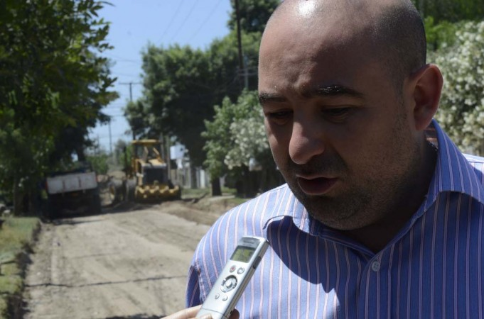 El municipio ejecuta obras de mejora de calles en la zona oeste de la ciudad