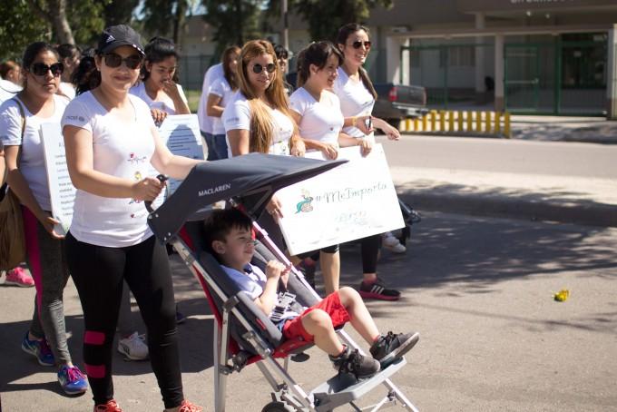 """Campaña Nacional #MeImporta con la """"Caminata por los Derechos"""""""