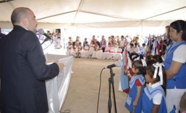 """El intendente Mirolo encabezó la inauguración del Jardín de Infantes Nº 2 """"Rayito de Sol"""""""