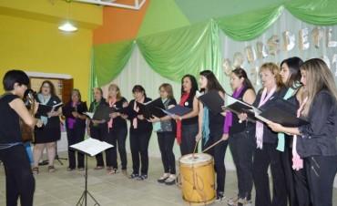 El Coro Municipal Femenino honró a la Virgen en Catamarca