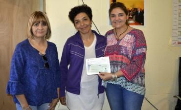 Gracias a la ayuda del municipio un grupo de peregrinos podrá culminar el viaje hasta la provincia de Catamarca