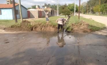 El sistema de desagües evitó el anegamiento de los barrios