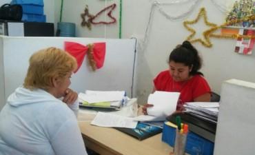 Más de 700 personas fueron beneficiadas este año a través de la Oficina de Pensiones de la Municipalidad de La Banda