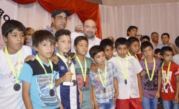 Se realizó la Fiesta del Deporte Bandeño con la entrega de distinciones para más de 2000 deportistas