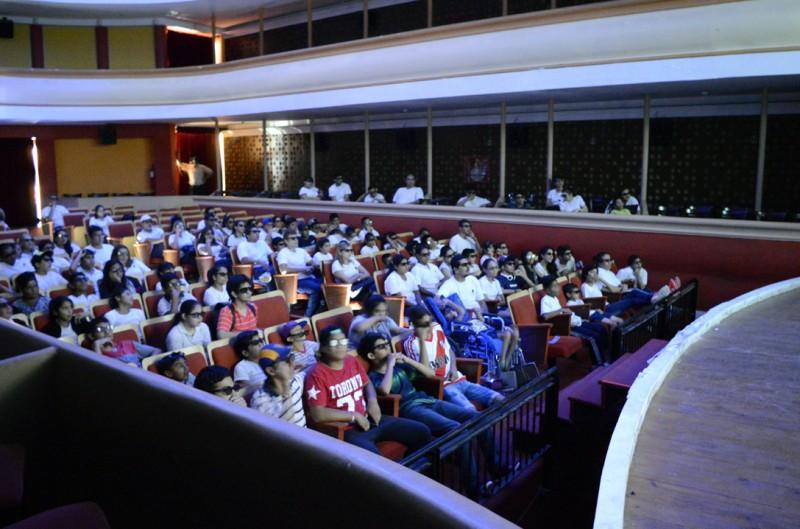 El Renzi, un espacio recuperado para los amantes del teatro