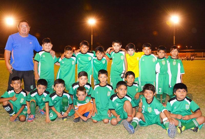 Con la participación de más de 1500 chicos finalizó el Torneo Municipal de Fútbol Infantil 2017