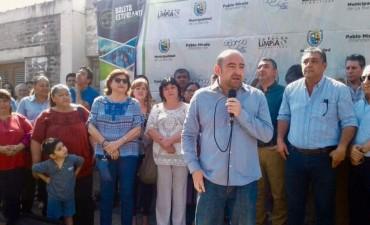 El intendente Mirolo anunció el pago del bono extra de $ 8.000 para los municipales de La Banda