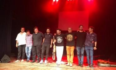 El Dúo Sayana brindó un gran espectáculo en el Cine Teatro Renzi