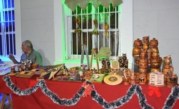 El paseo de artesanos municipal quedó habilitado en Besares y Belgrano